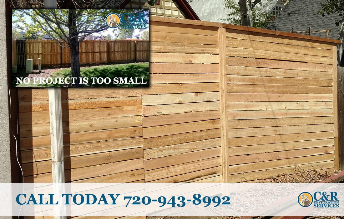 Affordable Fencing Repair and Construction