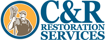 C & R Restoration Services Logo